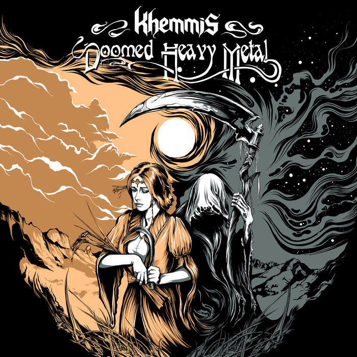 Khemmis Doomed Heavy Metal Nuclear Blast Ave Noctum